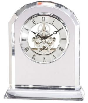 Arch Crystal Clock CRY260