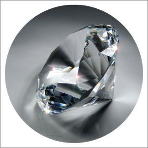 Large Crystal Diamond Award CRY118
