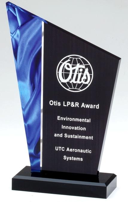 CP83B Deco Acrylic Award