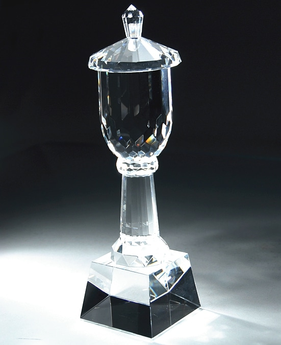 Traditional Crystal Trophy Cup CRY45