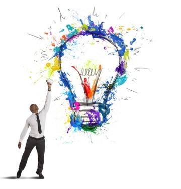 Let Our Light Bulb Trophy Inspire Creativity in your Business or Organization