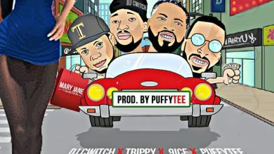 Photo of DJ Cwitch Ft. Trippy, 9ice & Puffy Tee – Let Me Be Your Maga