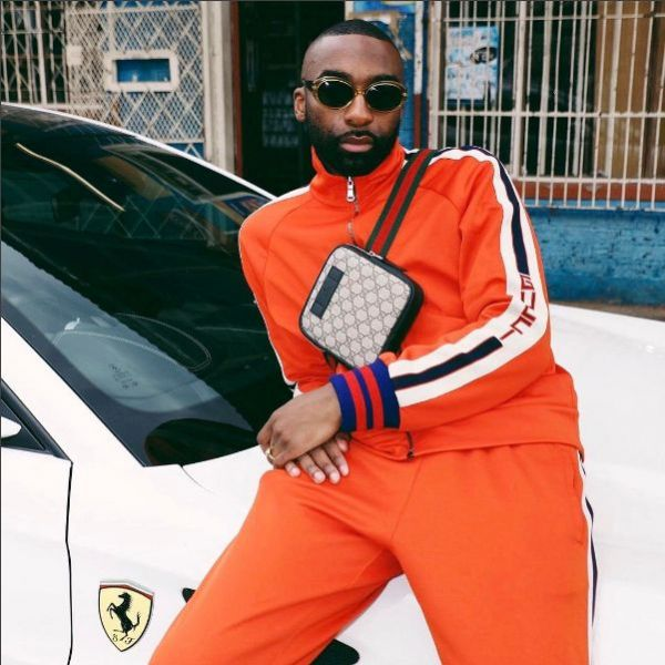Watch The Energetic Performance of Riky Rick At The Migos Culture Tour News