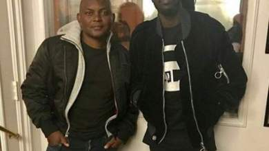 Photo of Black Coffee & Euphonik blasts Tito Mboweni
