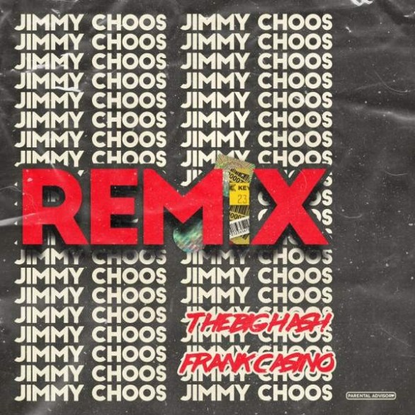 The Big Hash – Jimmy Choos Remix ft. Frank Casino Music The Big Hash South Africa Hip Hop Frank Casino