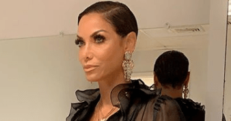 Photo of Did Nicole Murphy Orchestrate Kissing  Scandal?