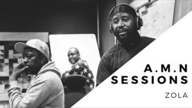 Photo of Cassper Nyovest A.M.N Sessions: Zola (Episode 1)