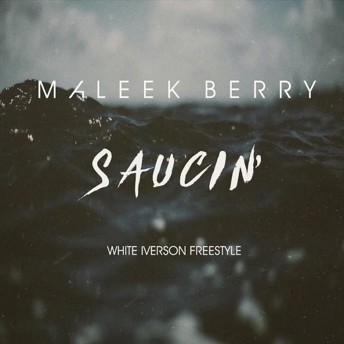 Maleek Berry Saucin White Iverson