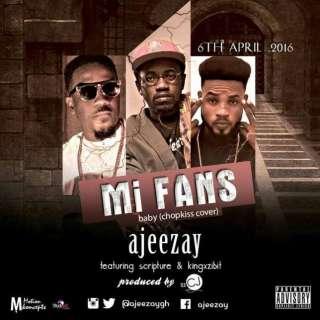 Ajeezay Mi Fans Chop Kiss Refix feat