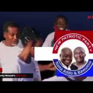 Lucky Mensah – Yɛ Se Sa Mu NPP Campaign Song