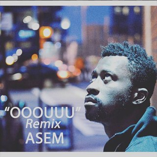 Asem Ooouuu Remix Young MA Cover