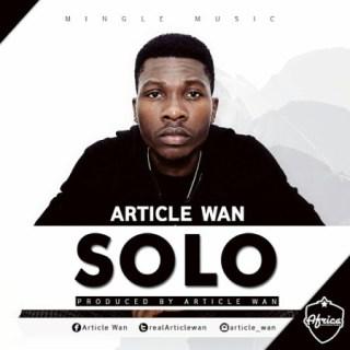 Article Wan Solo
