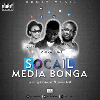 Chika Lumi Social Media Bonga Ft