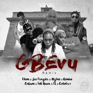 Edem Gbevu Remix ft