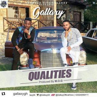 Gallaxy Qualities Prod By M