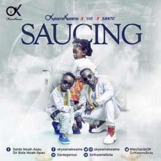 Okyeame Kwame – Saucing Feat