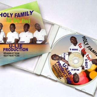 Holy Family Fa Be Twi