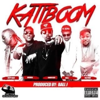 Kwaw Kese – KatiBoom ft Medikal Pappy KoJo Yaa Pono Ball J Prod By Ball J