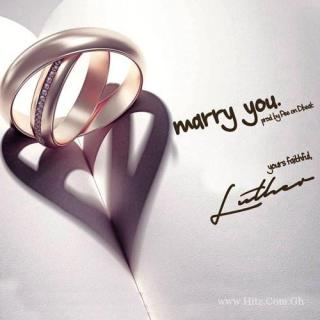 Luther – Marry You Prod By
