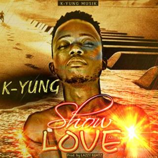 k young show love