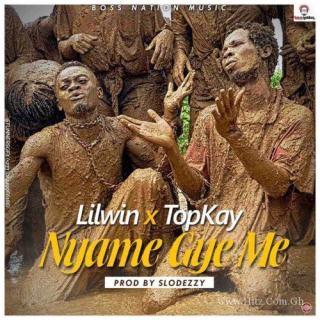 Lil Win feat Top Kay – Nyame Gye Me Prod