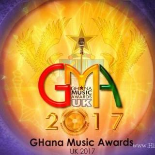 Full List of winners at the  Ghana Music Awards Uk