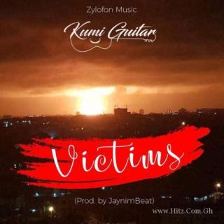 Kumi Guitar – Victims Prod