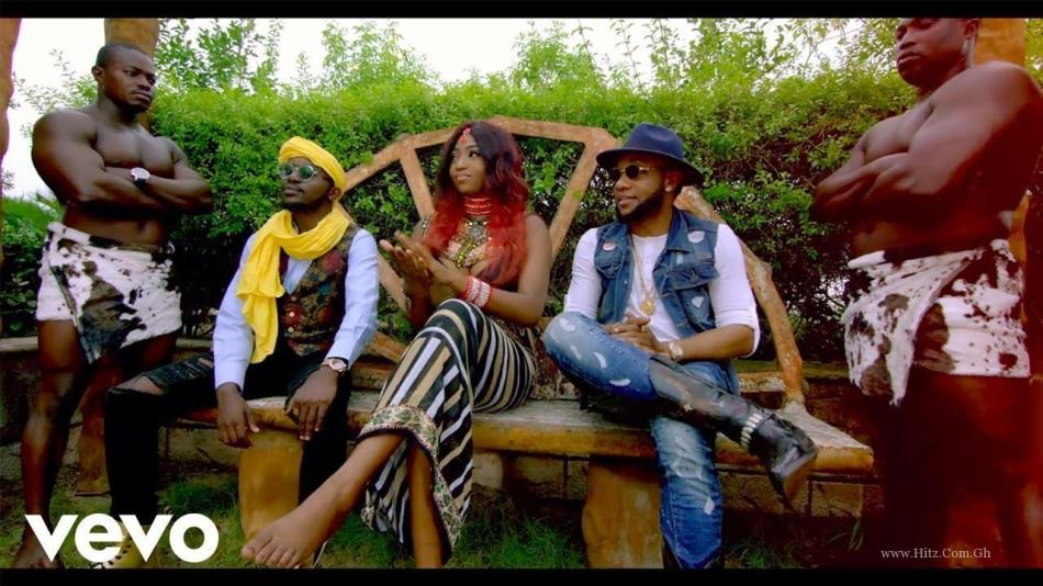 kcee ft sauti sol wine for me of