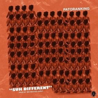 Patoranking – Suh Different Prod