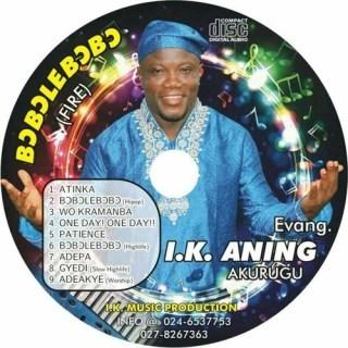 Evangelist IK Aning