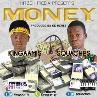 kingaamis squaches money cover