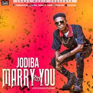 Jodiba Marry You Prod