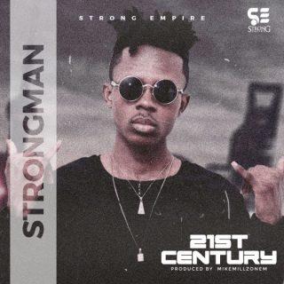 Strongman st Century artwork