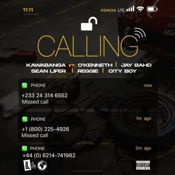 Kawabanga - Calling
