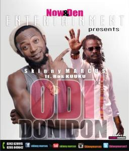 Skinny - Odi Don Don (Ft Ras Kuuku) Prod by SurvivorMusic