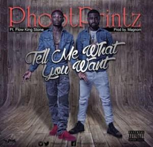 PhootPrintz-Tell-Me-What-You-Want-feat