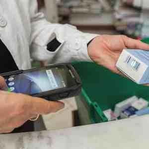 Handscanner Healthcare