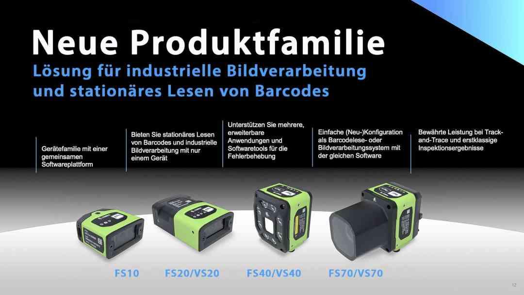 ZEBRA FS - VS Produktfamilie