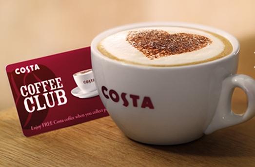 Costa Coffee Offers from little app hiva26