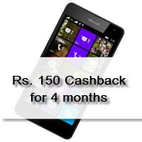 paytm lumia 535