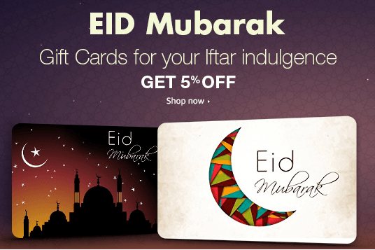 amazon eid special day gift cards sale hiva26