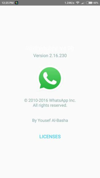 YoWhatsApp plus latest free download hiva26