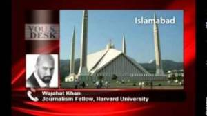 'US at war with PakistanPress TV News (Wajahat Khan)