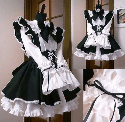 Screen shot maid