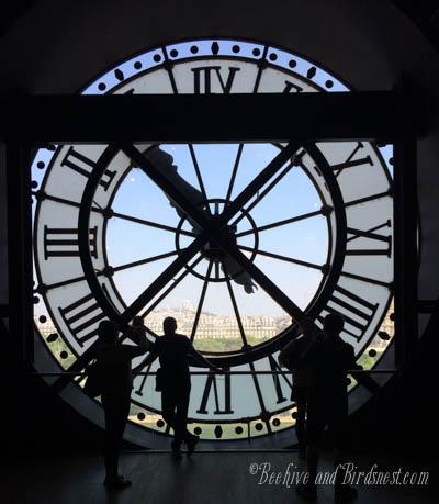 Orsay Clock