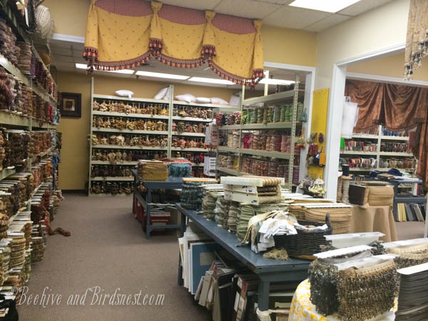 Fabric Stores In Dallas A Goldmine Hive And Nest