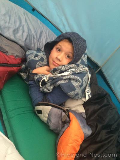 Jasper camping Morro Bay