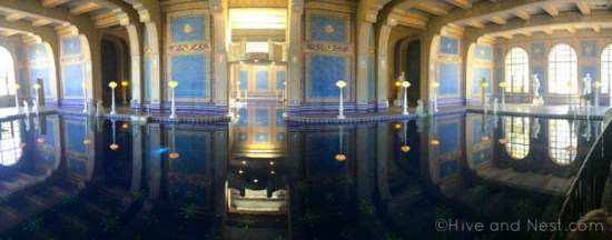 Hearst indoor pool
