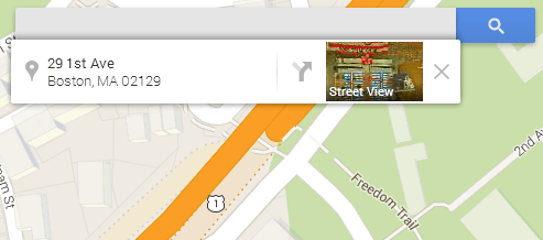 New Google Maps Click On Map Address Info