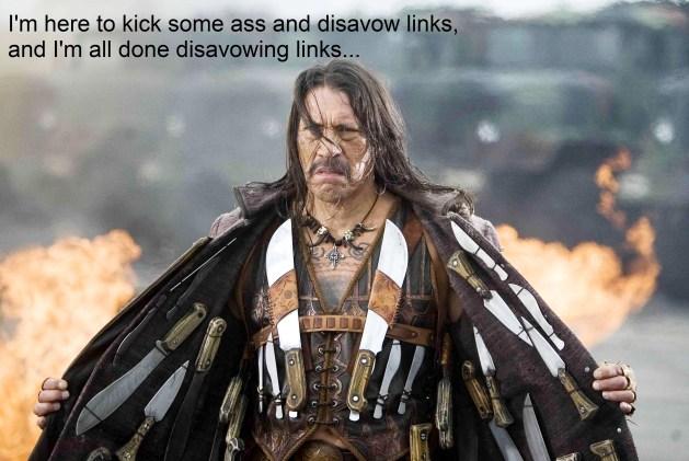 machete-disavow